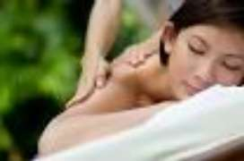 Pain relief oil massage therapy