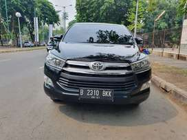 Toyota innova v at diesel 2016 hitam met