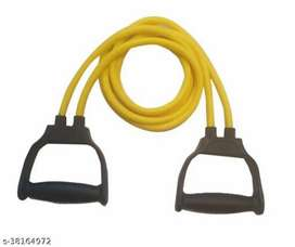 Double Toning Resistance Tube Heavy Quality Pull Rope Elastic Rubber