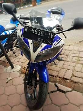 Yamaha R15 2014 Kredit dp 750 Mustika Motor Sukun DONNY