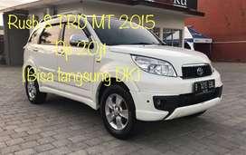 dp20jt Rush S TRD MT 2015 TT Terios/Innova/Juke/Veloz/Yaris 2014/2016