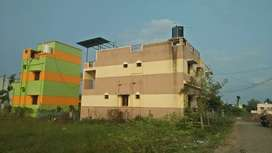 Independent house for sale in thiruniravur near railway station