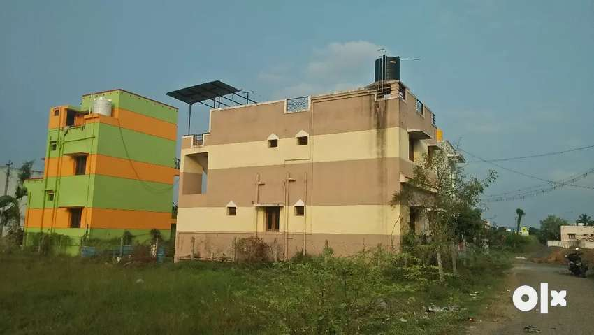Independent house for sale in thiruniravur near railway station 0