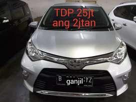 Toyota Calya G Matic 2019 Grezz spt NEW DP Paket Murah Angs Ringan