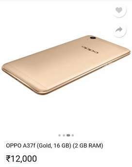 Oppo A37f  mobile phone