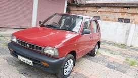 Maruti Suzuki 800 Std BS-III, 2000, Petrol