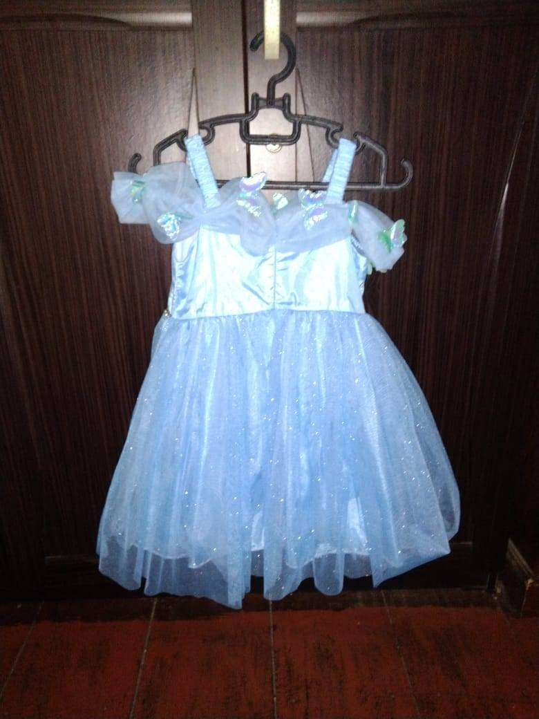 Cinderella Dress 0