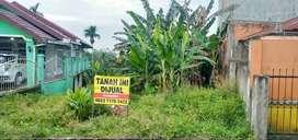 Dijual cepat Tanah beserta kebun