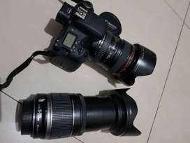 Canon 760D 24-105 & 18-200