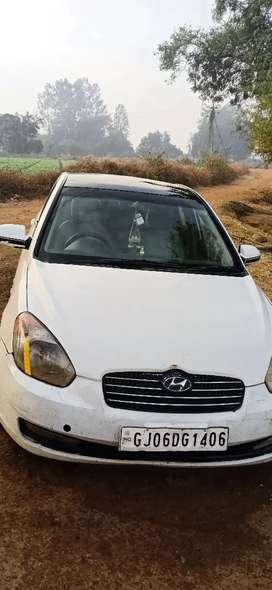 Hyundai Verna diesel good condition