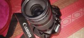 650d dslr camera wit 2 lens 50mm & 75.300mm
