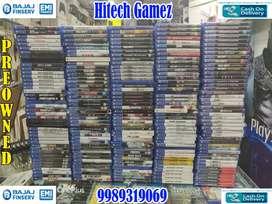 Ps4 Games Buy Sell Trade In exchange At Hitech Gamez Guntur