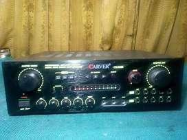 Amplifier karaoke Carver CR-300R