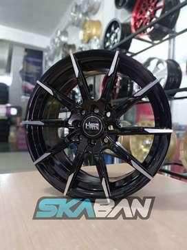 hsr wheel ring 16x7 h8(100/114,3) utk mobil avanza,xenia,yaris