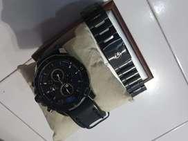 Jual jam tangan Alexandre Christie 6410 MC Black