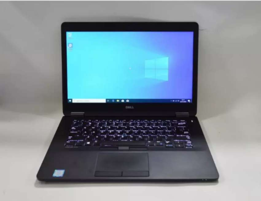 "Laptop Dell Latitude - Core i5 Gen6 - RAM 8GB 256GB SSD 14"" Bekas 0"