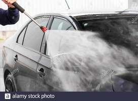 Car Wash Job