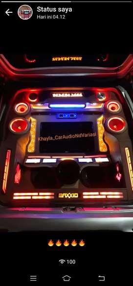 Custom audio, custom interior untuk semua jenis mobil