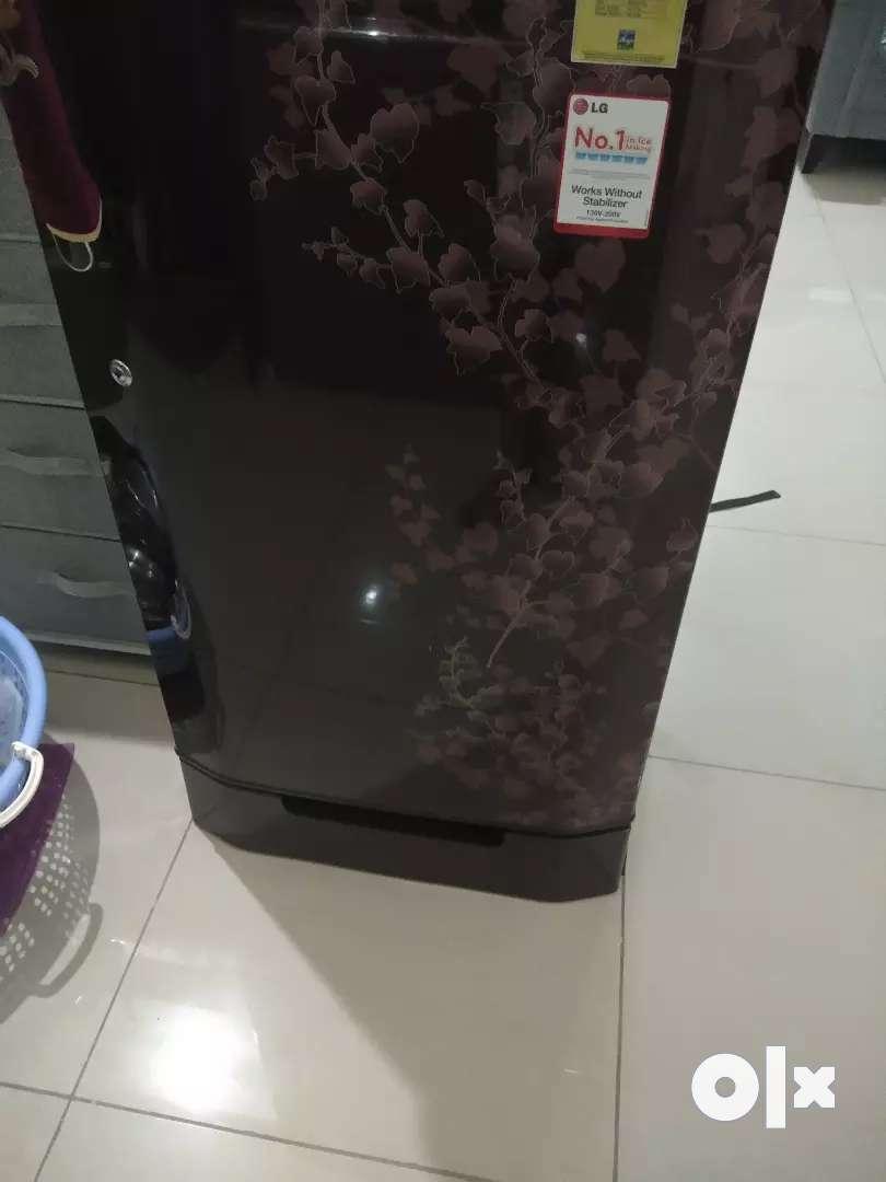 Lg fridge 215L 0