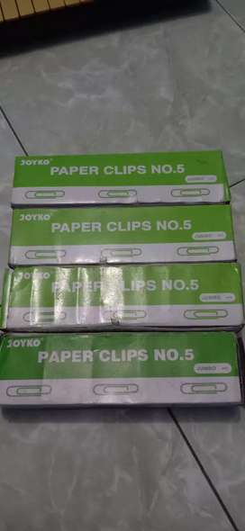 PAPER CLIPS JOYKO NO 5 MURAH