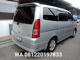 Istimewa! Nissan Serena HWS 2.0 AT 2007 | Freed 2008 Evalia 2006 |2005