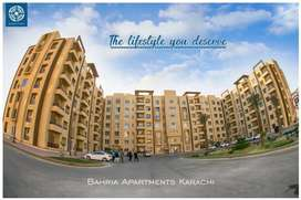 3 Bed Luxury Apartment Neat Main Entrance Of Bahria Town Karachi