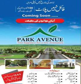 Park Avenue - 3 years Residential Instalments plans