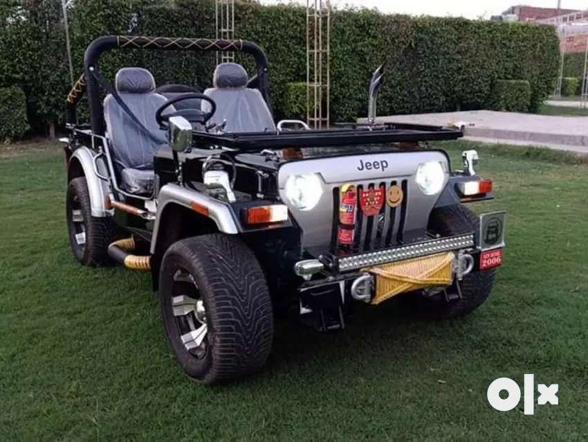 Cool Looking Modified Willy Jeep 0
