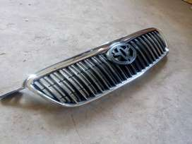 Old Corolla brand new front grill