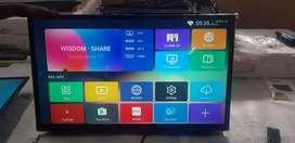 """New 40"""" led TV smart full HD Aquafresh sumsang penal"""