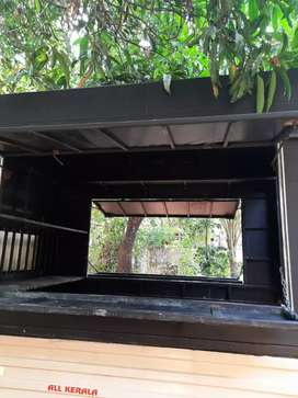 Dost strong vehicle restaurant body for sale