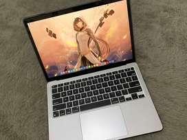 Macbook Air M1 - Silver 256gb IBOX