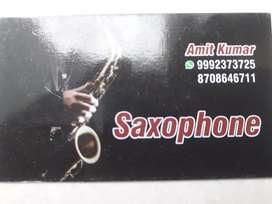 Saxophone classes