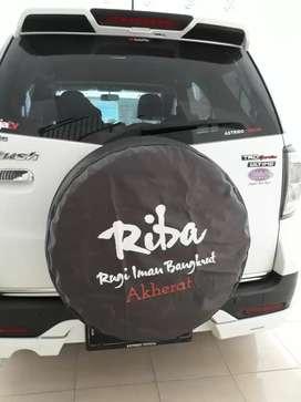 Sarung ban serep Rush Taft Touring Feroza Crv Terios Taruna Escudo dll