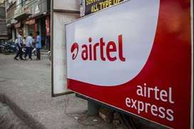 Opening In BHARTI AIRTEL  Post-  # Computer Operator  # Data Entry Opr