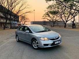 Honda Civic 1.8S Manual, 2010, Petrol
