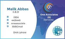 Reliable Domestic services  all over Pakistan   call us; 0304=4435445