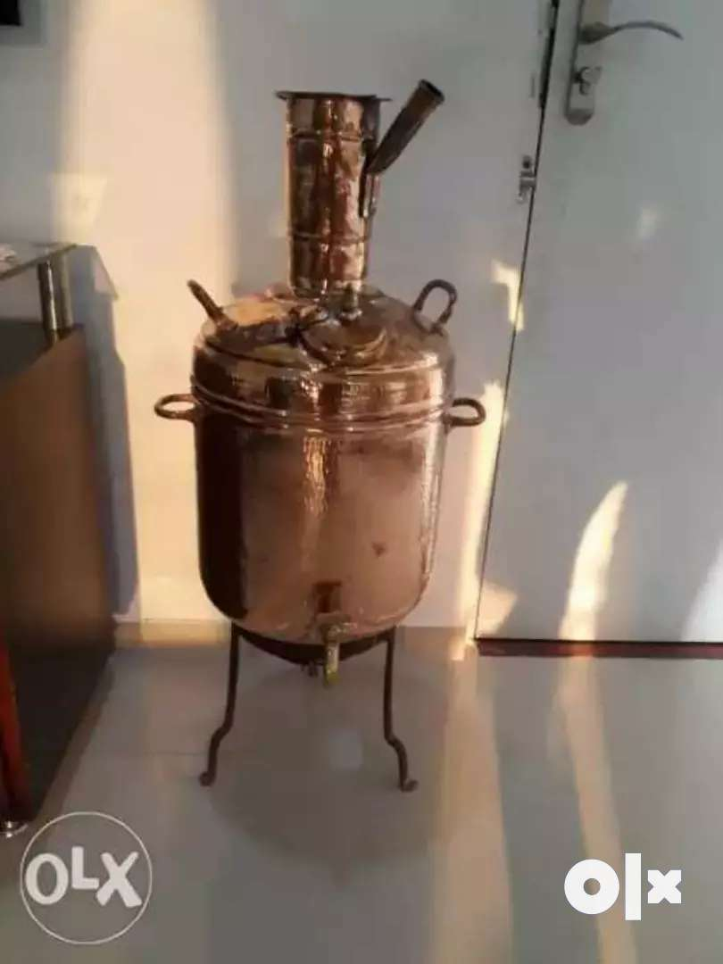 Antique water boiler 0