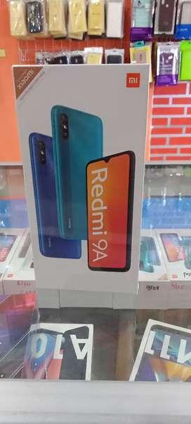Redmi 9 A ram 2/32 gb bergaransi resmi