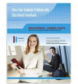 Academic consultant
