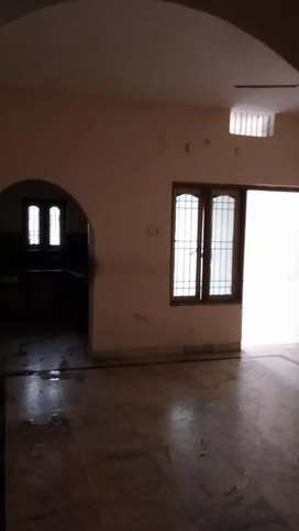 1 BHK ground floor house available for rent