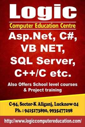 Logic Computer Education offers C,Asp,Sql Server,tally,python etc