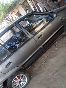Power steering, alloy rims , new battery ,