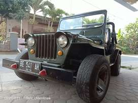 Jeep Willys th 1951