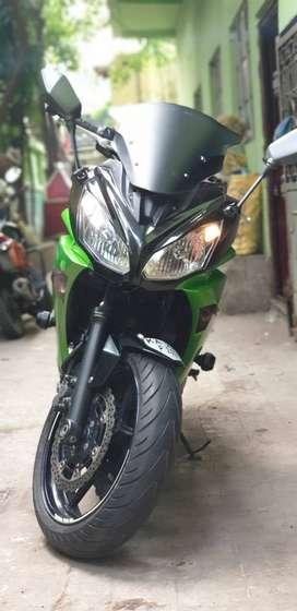 Kawasaki Ninja 650 - Single Owner - Almost New, Immaculate Condition