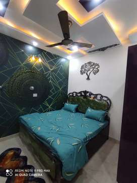 3BHK 75 sq yards Flat with LIft and Car Parkingq