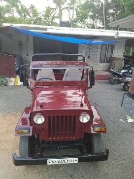 4*4 jeep 96 model