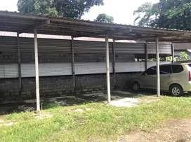 Disewakan Garasi murah