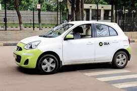 Attach Your Car In Ola and Earn 25000 per Per Month