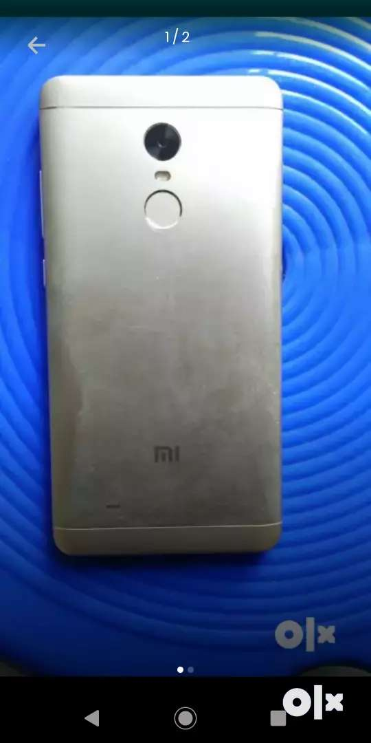 MI Note 4 Gold (4+64) GB 0